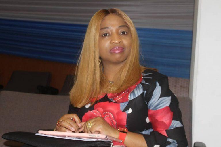 Dr Ogechi Adeola of the Lagos Business School, Panellist, Freetown Forum on Women's Entrepreneurship in Tourism